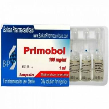 Primobol Примоболан 100 мг/мл, 10 ампул, Balkan Pharmaceuticals в Павлодаре