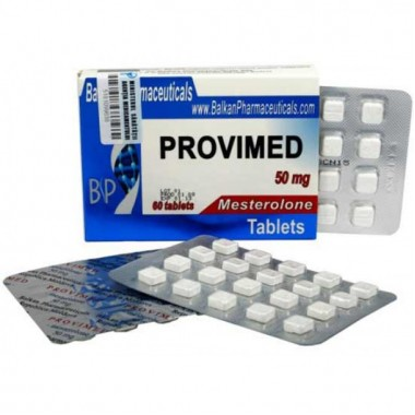 Provimed Провимед Провирон 50 мг, 20 таблеток, Balkan Pharmaceuticals в Павлодаре
