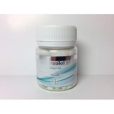 Stanozolol Станазолол 10 мг 100 таблеток, Bayer AG в Павлодаре