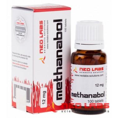 Methanabol Метанабол 12 мг, 100 таблеток, Neo Labs в Павлодаре