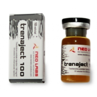 Trenaject 100 Trenbolone Acetate 100 мг/мл, 10 мл, Neo Labs в Павлодаре