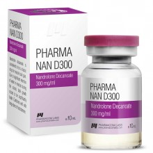 PHARMANAN D 300 мг/мл, 10 мл, Pharmacom LABS