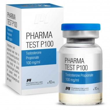 PHARMATEST P 100 мг/мл, 10 мл, Pharmacom LABS в Павлодаре