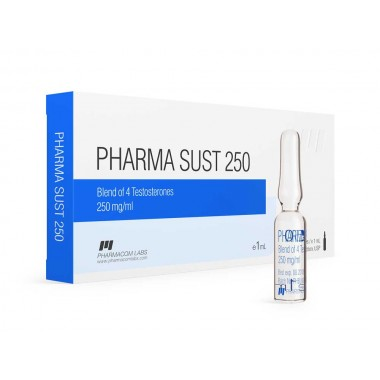 PHARMASUST 250 мг/мл, 10 ампул, Pharmacom LABS в Павлодаре