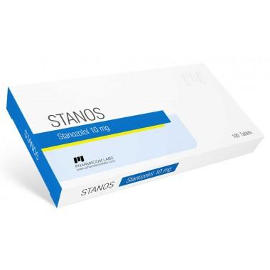 STANOS 10 мг, 100 таблеток, Pharmacom LABS в Павлодаре