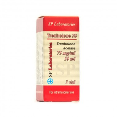 Thenbolone Acetate Тренболон Ацетат 75 мг/мл, 10 мл, SP Laboratories в Павлодаре