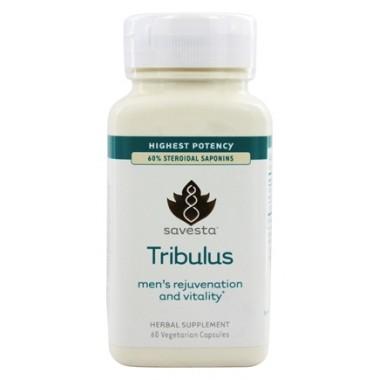 Tribulus Трибулус 60% сапонинов, 60 капсул, Savesta в Павлодаре