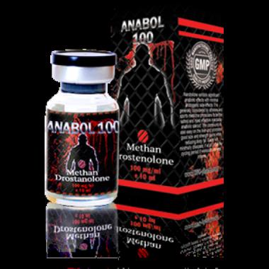 ANABOL 100 Инъекционный Метан Метандростенолон 100 мг/мл 10 мл, UFC PHARM в Павлодаре