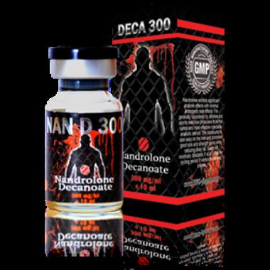 NAN DECA 300 Дека 300 мг/мл, 10 мл, UFC PHARM в Павлодаре