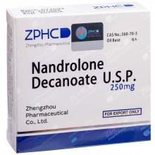 Nandrolone Decanoate Нандролон Деканоат 250 мг, 10 ампул, ZPHC