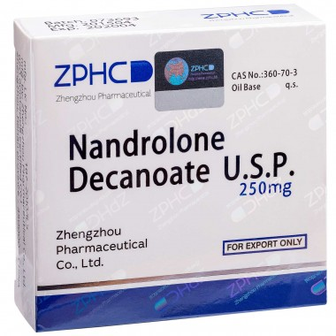 Nandrolone Decanoate Нандролон Деканоат 250 мг, 10 ампул, ZPHC в Павлодаре
