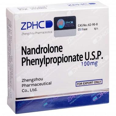 Nandrolone Phenylpropionate Нандролон Ф 100 мг/мл, 10 ампул, ZPHC в Павлодаре